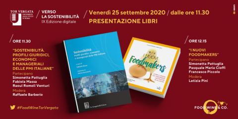 Food, Wine & Co., il 25 e 26 settembre la 9°edizione (online) del seminario