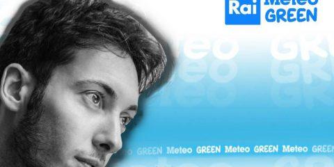 Green meteo, il nuovo programma per ragazzi sul tempo e l'ecologia