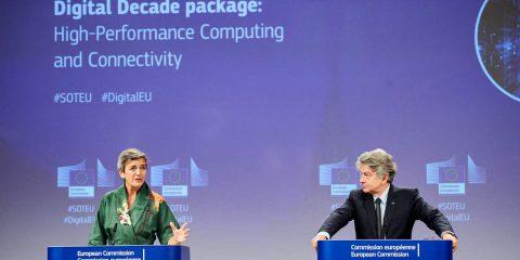 Digital Services Act, in arrivo le nuove norme Ue per arginare lo strapotere dei GAFA