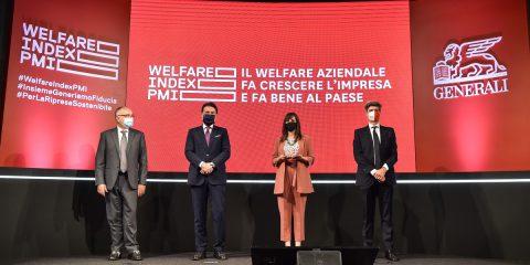 Welcome Italia premiata alla quinta edizione del Welfare Index PMI