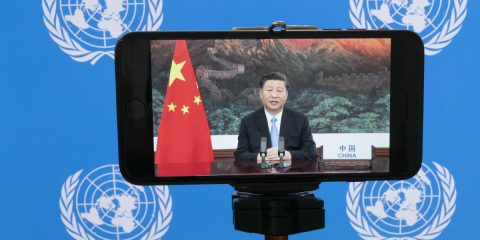 """Xi Jinping sfida Trump sull'ambiente: """"Zero emissioni carboniche nel 2060"""""""