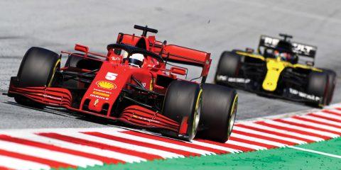 F1, Gran Premio d'Italia domenica ore 15:10 su Sky Sport
