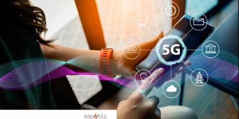 IA per il Network Slicing: come sfruttare l'intero potenziale del 5G. Webinar il 29 ottobre, come seguirlo