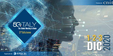 Istituzioni, università e imprese al 5G Italy 2020