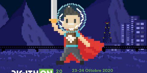 Digithon 2020, le 50 startup finaliste in gara il 23-24 ottobre. L'annuncio dei vincitori il 31