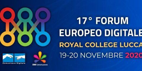 FED 2020, al via il 19 e 20 novembre la 17esima edizione