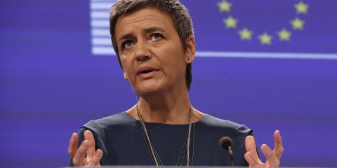 Rete unica, Vestager 'Concorrenza imprescindibile per la Commissione'
