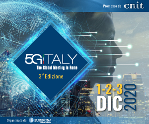 5G Italy 2020 Promo