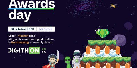 DigithON, domani in streaming i vincitori della maratona digitale 2020