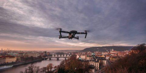 Droni per il trasporto passeggeri, un mercato globale che varrà 1,4 miliardi entro il 2026
