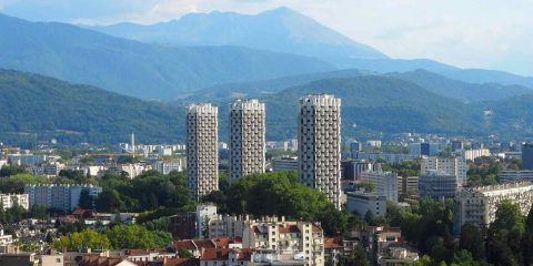 Capitale verde europea 2022 è la città francese di Grenoble