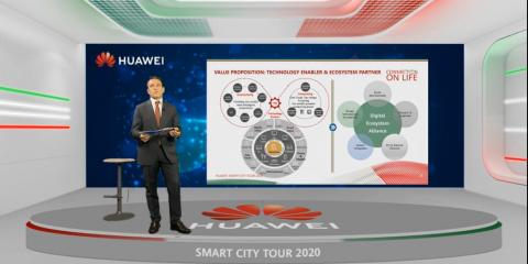 Smart City, Mazzocchini (Huawei) 'Noi partner dell'Italia per l'ecosistema digitale delle città'