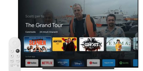 Nuova Chromecast con Google TV: cosa cambia rispetto al passato?