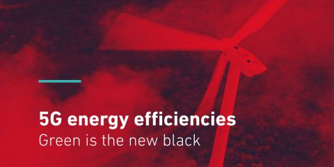 Efficienza energetica e sostenibilità del 5G, il Libro Bianco