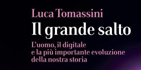 Vetrya, da domani in libreria 'Il Grande Salto', il nuovo libro di Luca Tomassini