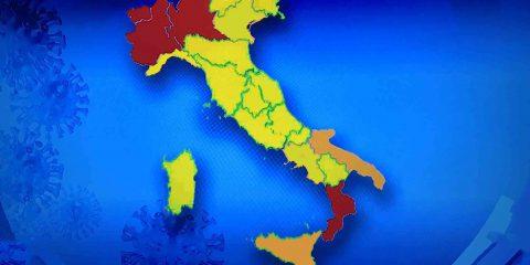 Zona gialla, arancione e rossa. Il Covid-19 costringe a 'scoprire' la centralità e la qualità dei dati