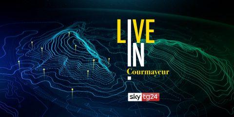 """Nuovo ciclo di eventi Sky TG24, che diventa """"Live in"""""""