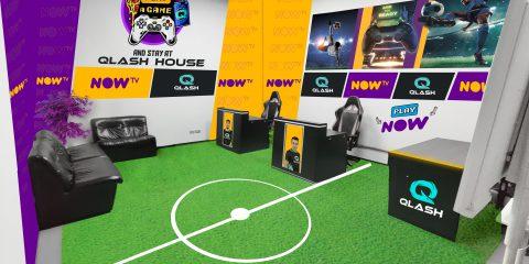 Al via partnership tra Now Tv e Qlash per nel settore eSports