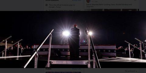 Trump-Biden: Facebook, Twitter e il fiume in piena delle fake news