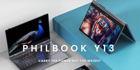 XIDU PhilBook Y13: convertibile tablet-laptop a meno di 500 euro