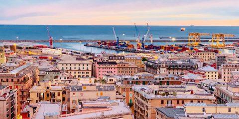 Vodafone, al via la sperimentazione 5G a Genova in ambito sicurezza e smart mobility
