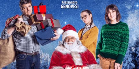 """Cosa guardare in tv a Natale: """"10 giorni con Babbo Natale"""""""