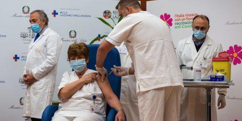 Sky al lavoro per avviare le somministrazioni di vaccini in tutte le sue sedi