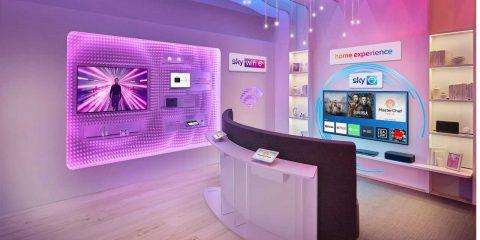 Sky, parte oggi la nuova offerta commerciale con due profili separati