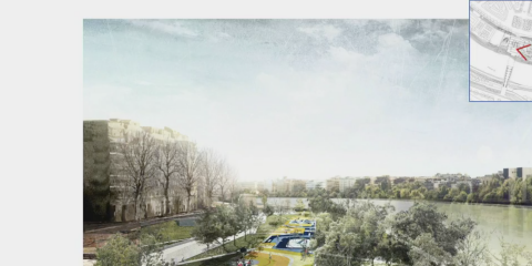 Rinnovamento area del fiume Tevere, il progetto di Poste italiane