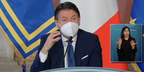 """Rete unica, Conte: """"La società non sarà verticalmente integrata. Italia cablata in fibra ottica entro 2025"""""""