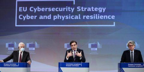 Allarme cybercrime nella Ue 'Siamo un obiettivo primario'