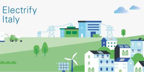 Elettrificazione in Italia, la metà delle fonti di approvvigionamento energetico saranno rinnovabili nel 2023