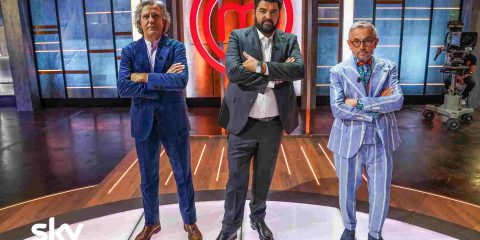Masterchef Italia da giovedì 17 dicembre su Sky e NOW TV