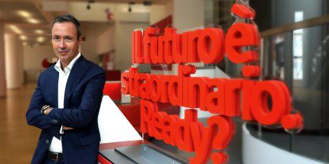 Vodafone, Andrea Duilio il nuovo Direttore Business Unit Consumer