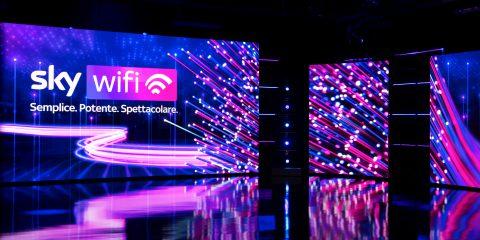 Sky WiFi cresce ancora la copertura e supera i 2mila comuni raggiunti