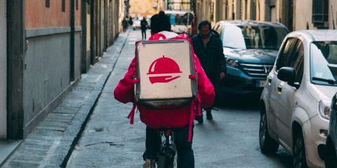 GDPR e Food Delivery, la protezione dei dati personali nell'economia digitale 2.0