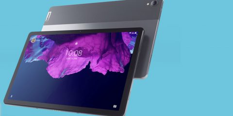 CES 2021 e tablet, tra le novità? Lenovo P11