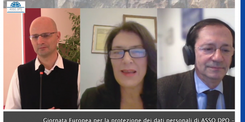 ASSO DPO intervista Luigi Montuori del Garante Privacy. Il ruolo dell'Italia nel contesto europeo dell'EDPB