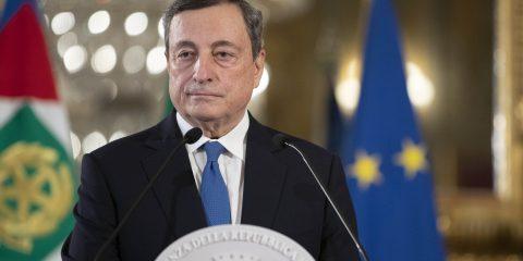 Mario Draghi, Salvatore della Patria e Uomo della Provvidenza?