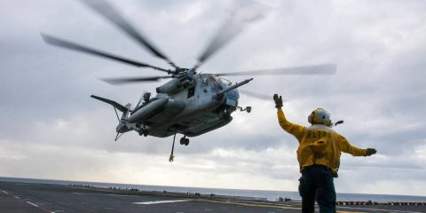 I Marines americani testano la rete 5G e sfruttano la tecnologia software JMA