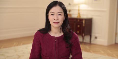 MWC Shangai 2021, Catherine Chen (Huawei) 'Il potere del digitale per la ripresa'