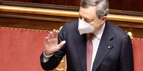 Governo Draghi, rete unica e riforma Rai tra i dossier urgenti?
