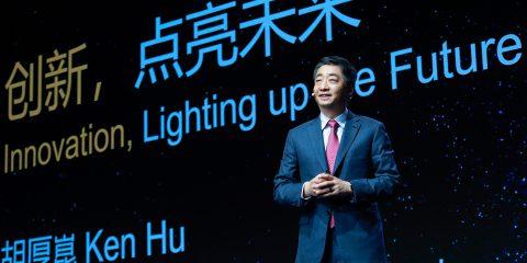 Ken Hu (Huawei) 'Il digitale per migliorare la qualità della vita'