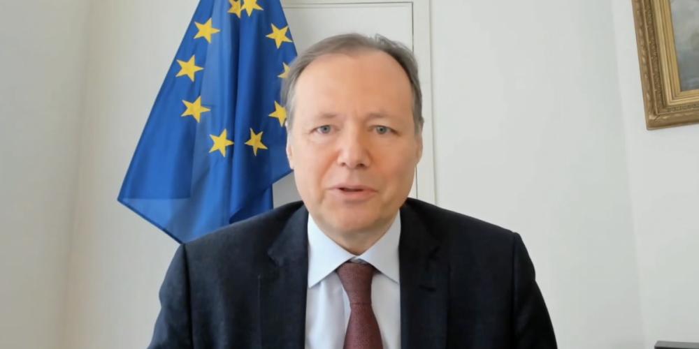 """Roberto Viola (DG Connect): """"I centri nazionali della cybersecurity saranno finanziati con 1 miliardo di euro"""""""