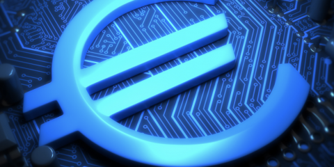 Euro digitale, al via il progetto della BCE