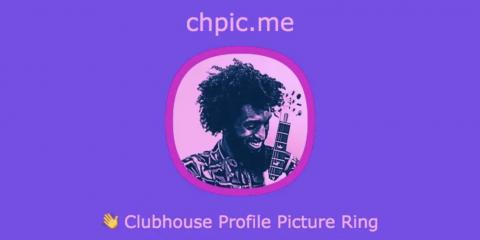 Clubhouse, 7 tool: dall'anteprima più bella delle room al cerchio colorato della foto