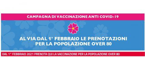 Vaccino, in tilt sito prenotazione per over 80 nel Lazio