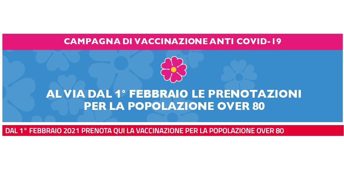 Prenotazione online del vaccino per gli over 80 nel Lazio ...