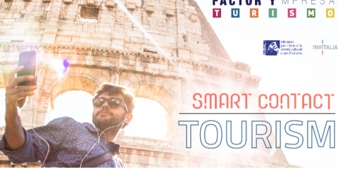 Turismo e innovazione, aperte le iscrizione del Bando Smart Contact