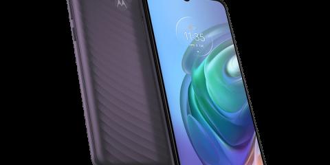 Motorola G10, nuovo smartphone economico di Lenovo